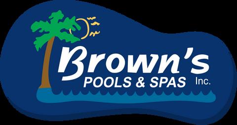 Brown's Pools Spas