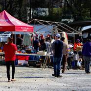 Bill's Flea Market West Atlanta Georgia