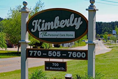 Kimberly Personal Care Dallas GA