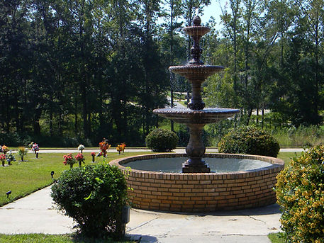 Dallas Memory Gardens is a  perpetual care cemetery, located in Paulding County, GA, provides burial services, markers monuments benches, pre arangements