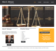 Glen E Stinson Attorney at Law Dallas GA
