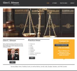Glen E. Stinson Attorney at Law