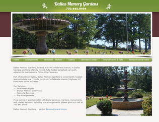 Dallas Memory Gardens