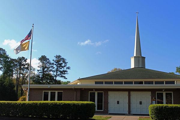 St Vincent de Paul Roman Catholic Church Dallas Archdiocese of Atlanta