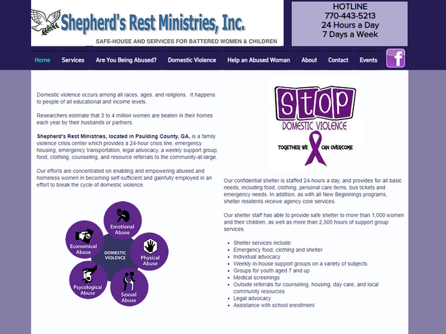 Shepherd's Rest Ministries