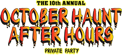 October Haunt After Hours atlanta's largest business networking six flags over georgia
