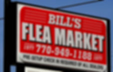 Bill's Flea Market | Lithia Springs West Atlanta Georgia