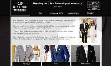 King Tux Tuxedo Rentals Paulding
