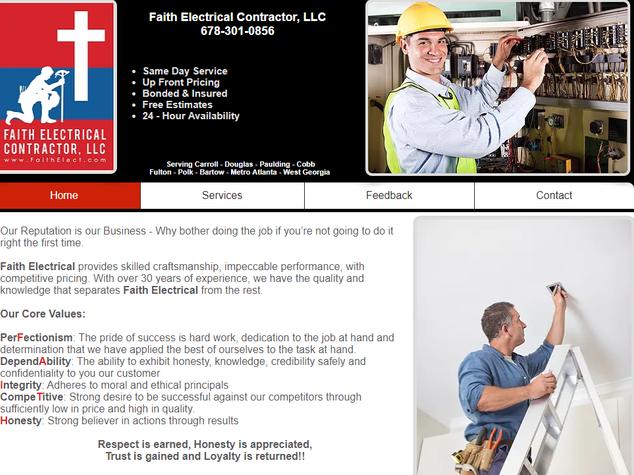Faith Electrical Services
