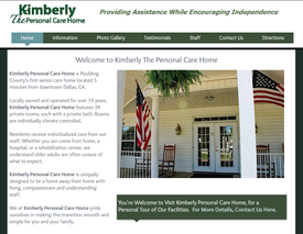 Kimberly Personal Care Home