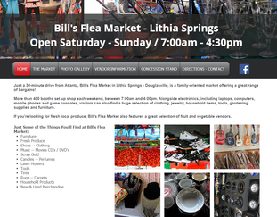 Bill's Flea Market