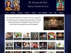 St Vincent de Paul Catholic Church