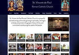 Saint Vincent de Paul Roman Catholic Chu