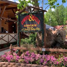 Cowboys Angels Restaurant Bar Helen GA