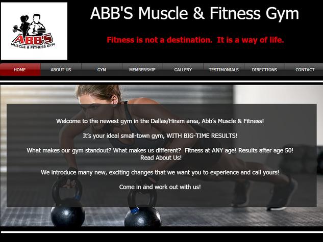Abb's Muscle Fitness Gyn