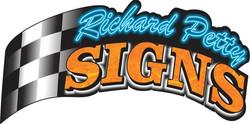 Richard Petty Signs