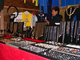 Bill's Flea Market Lithia Spring West Georgia