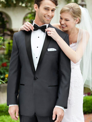 wedding-tuxedo-grey-tony-bowls-portofino