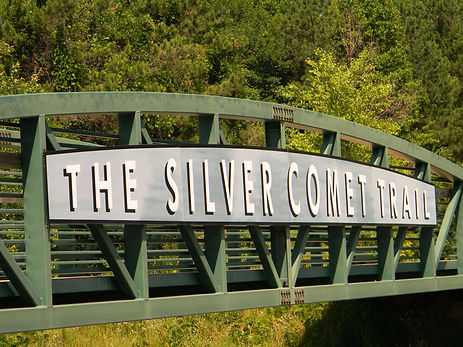 Silver Comet Trail Paulding County Dallas Hiram GA
