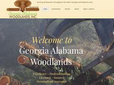 Georgia Alabama Woodlands