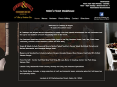 Cowboys and Angels Restaurant Helen GA