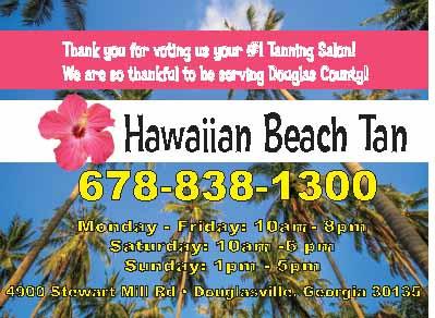 Hawaiian Beach Tan