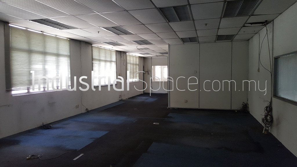 Factory for rent in Port Klang