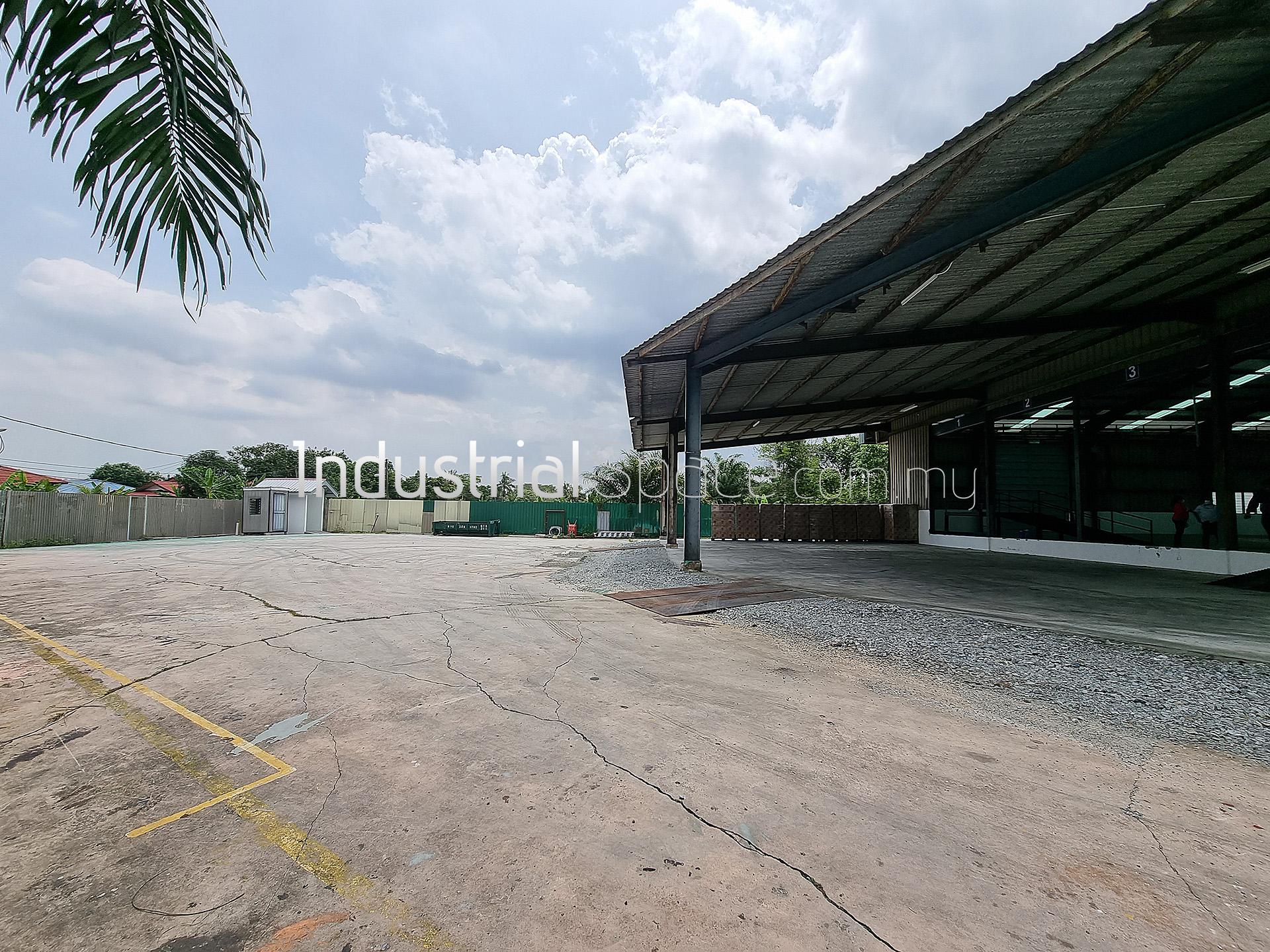 Shah Alam 35k sqft Warehouse For Rent