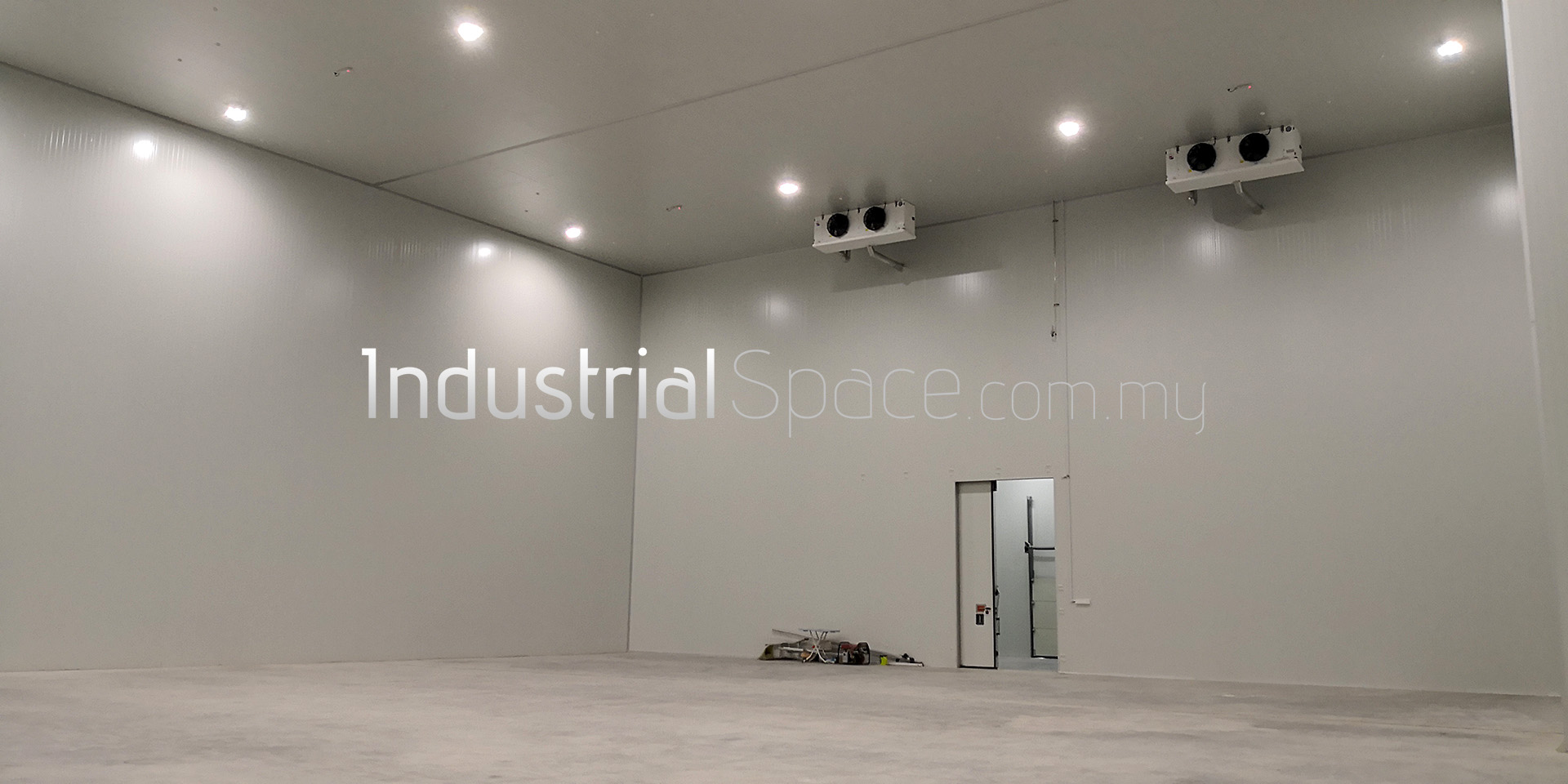 Temperature Controlled Warehouse Space