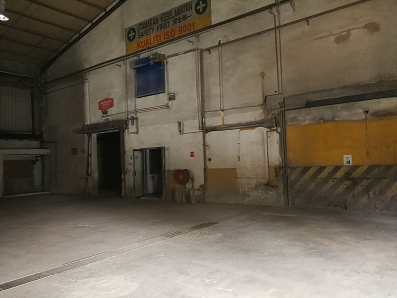 Warehouse Factory For Rent