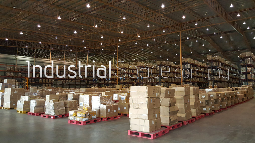 Puchong Warehouse Space For Rent