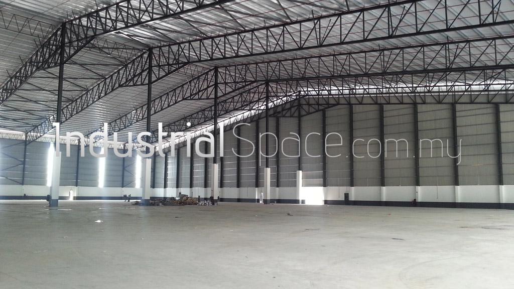 Warehouse For Rent in Port Klang