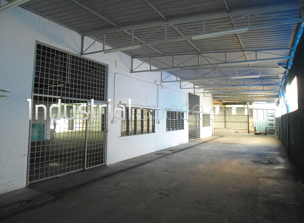 Factory Side Space
