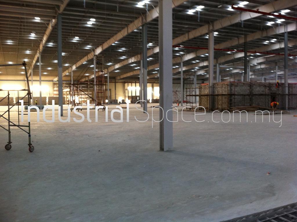 Factory for Rent in Port Klang