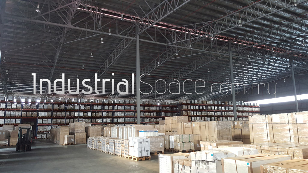 Westport Pulau Indah Warehouse