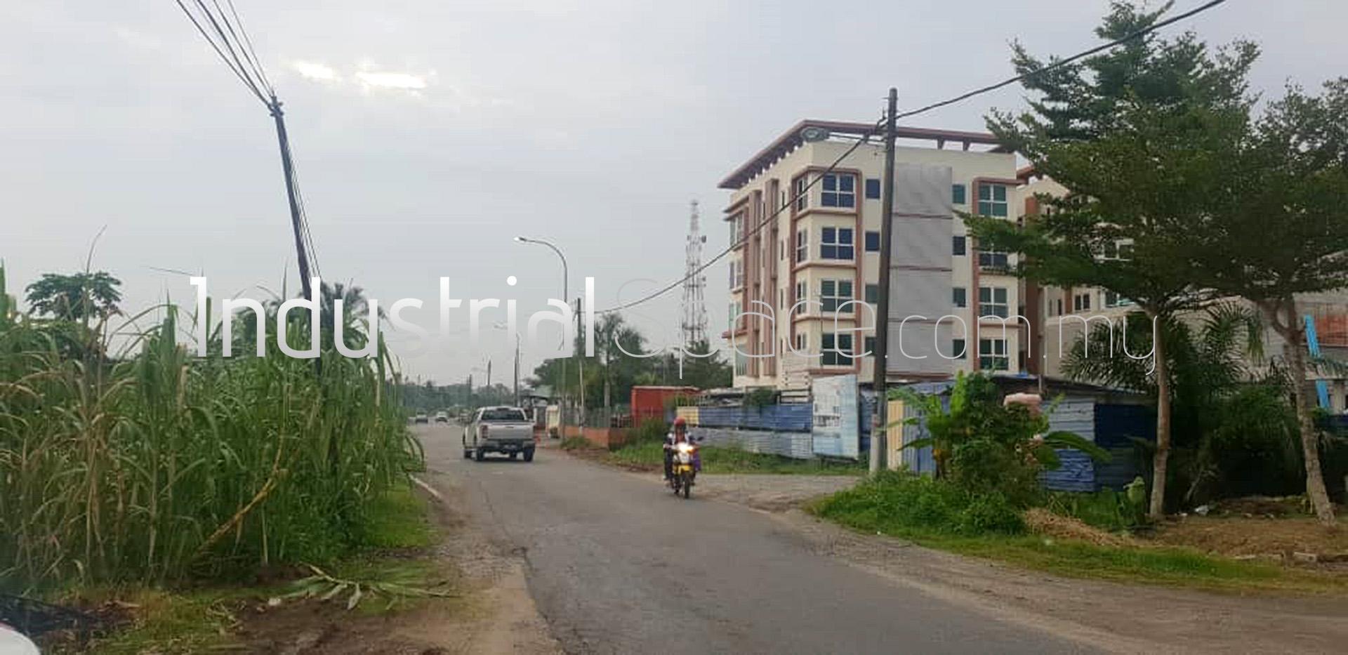 Johan Setia Land For Rent