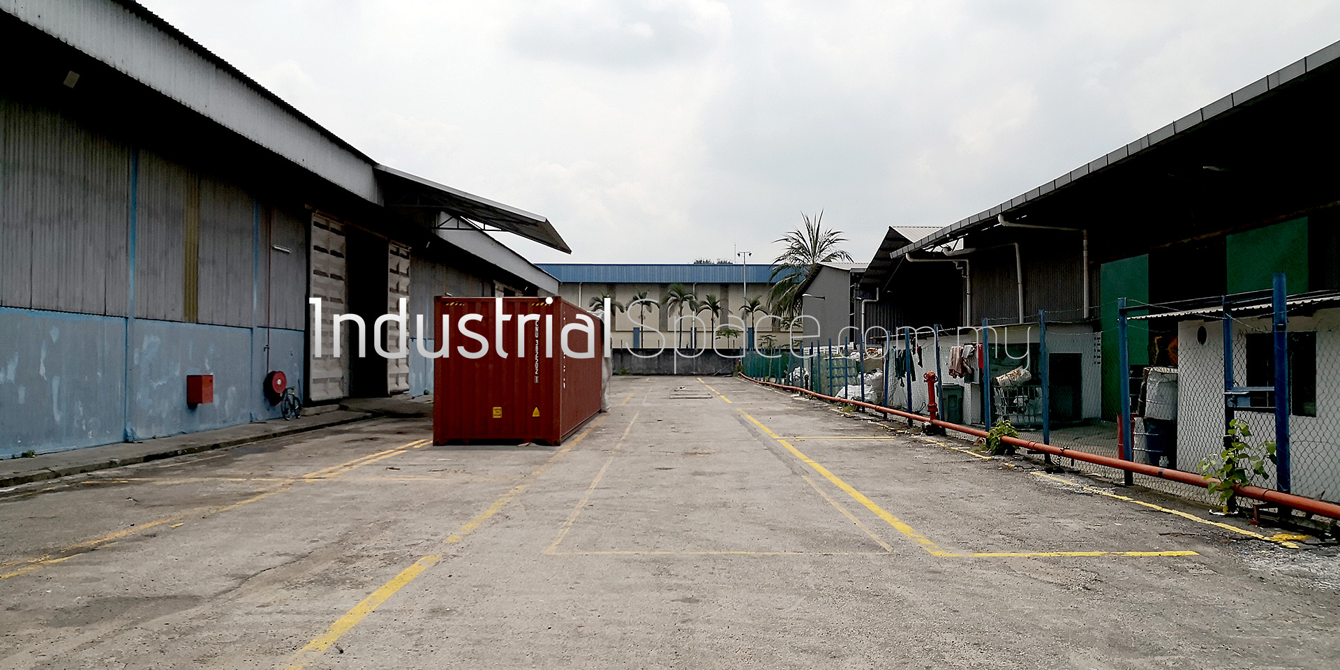 PKLG-10500-24 Northport Factory for rent