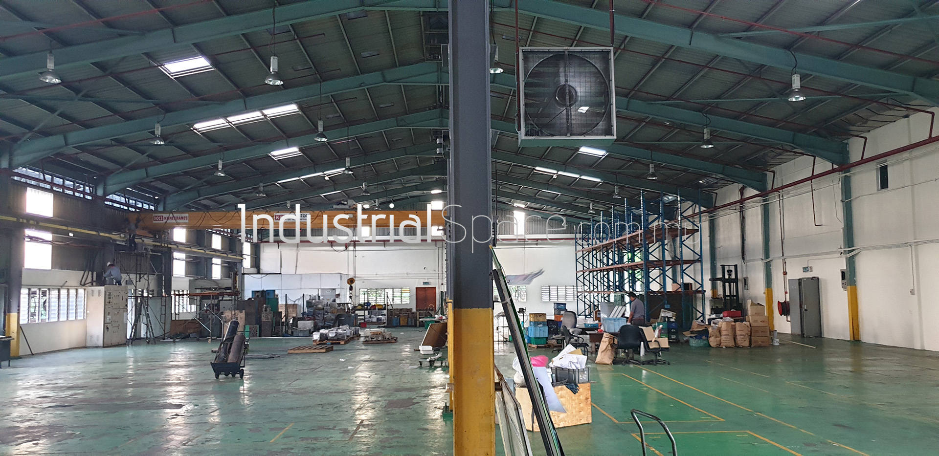 Section 23, Shah Alam factory for rent