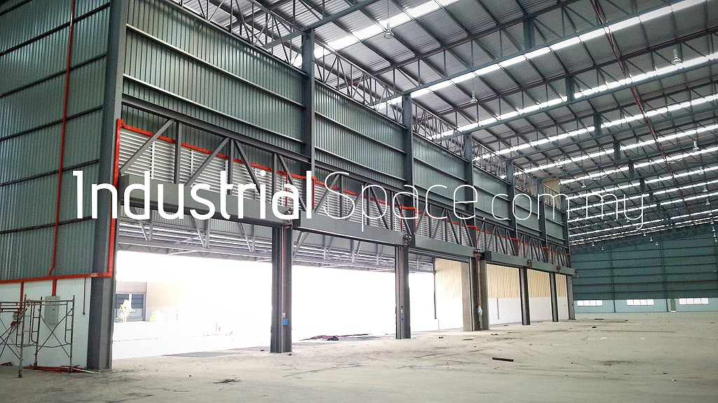 Warehouse for rent in Shah Alam