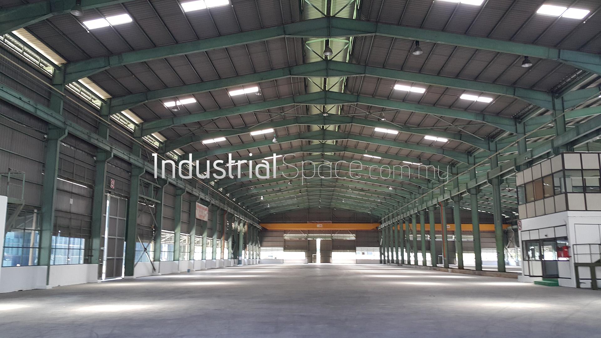 Warehouse for rent Seksyen 26 (1)