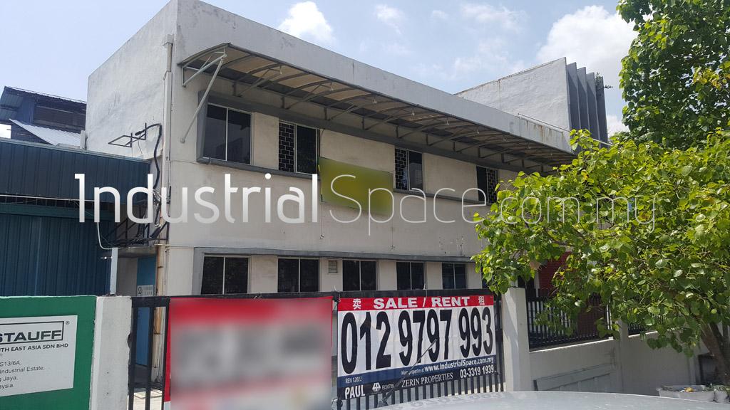 Subang Jaya Factory For Rent