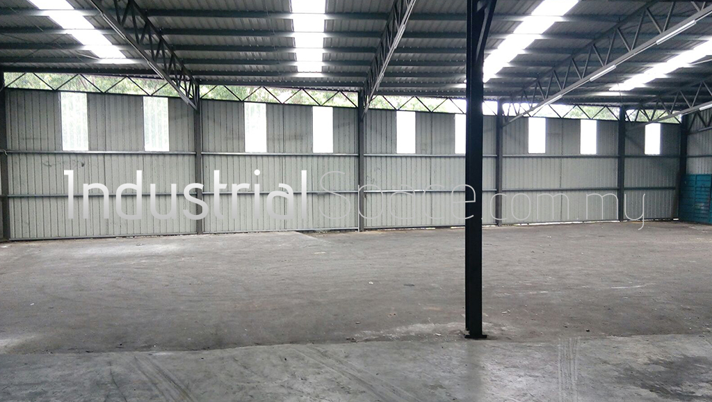 Extended Factory Space