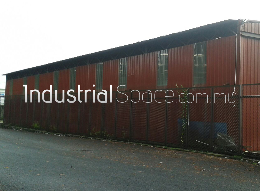 Factory Outside Space