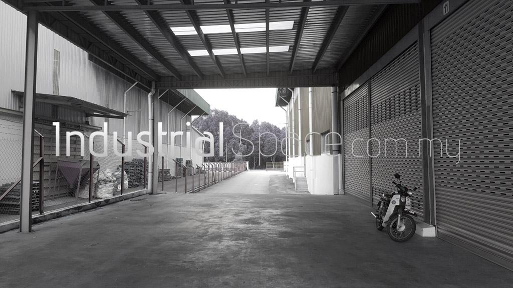 Pulau Indah Industrial Park