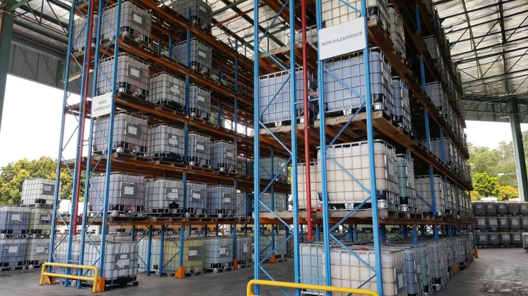 Warehouse for rent Bukit Raja