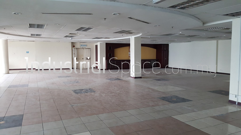 Office Space 1st Floor