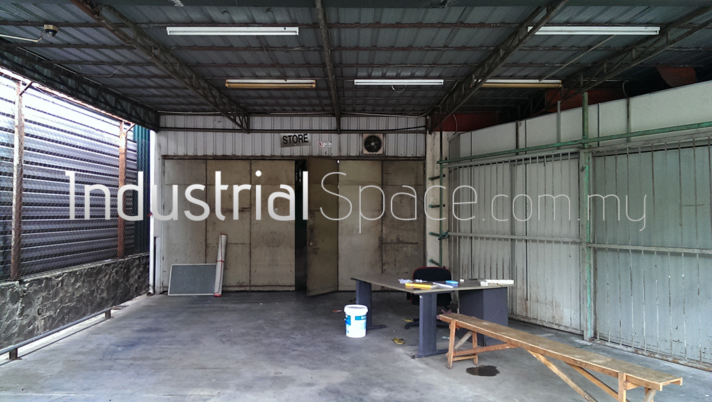 Factory Space Front