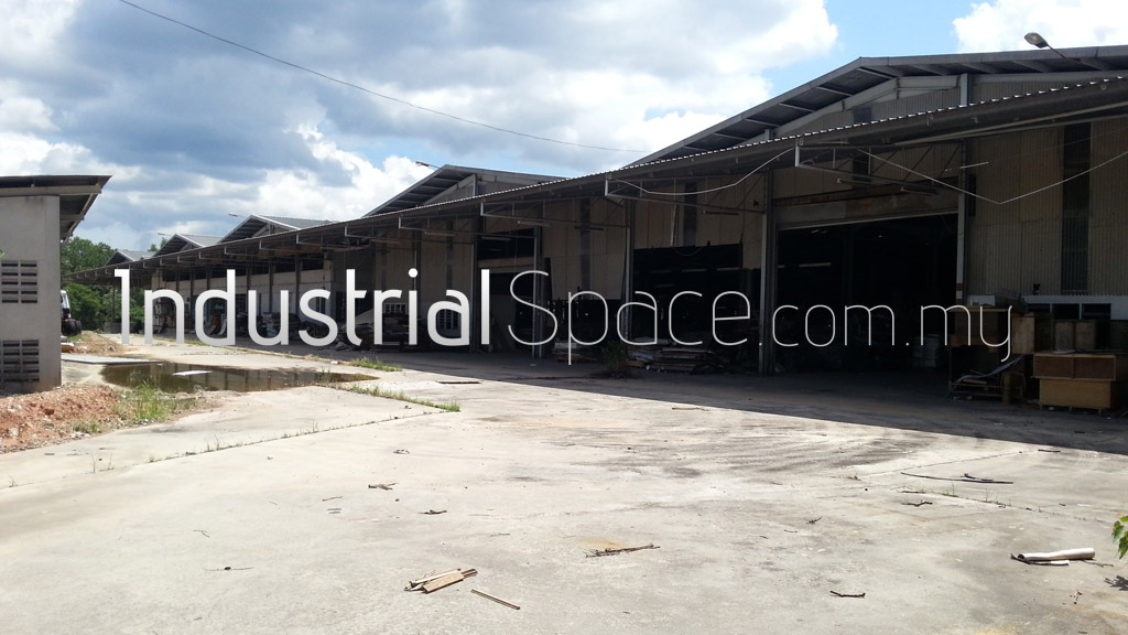 Factory Front Land