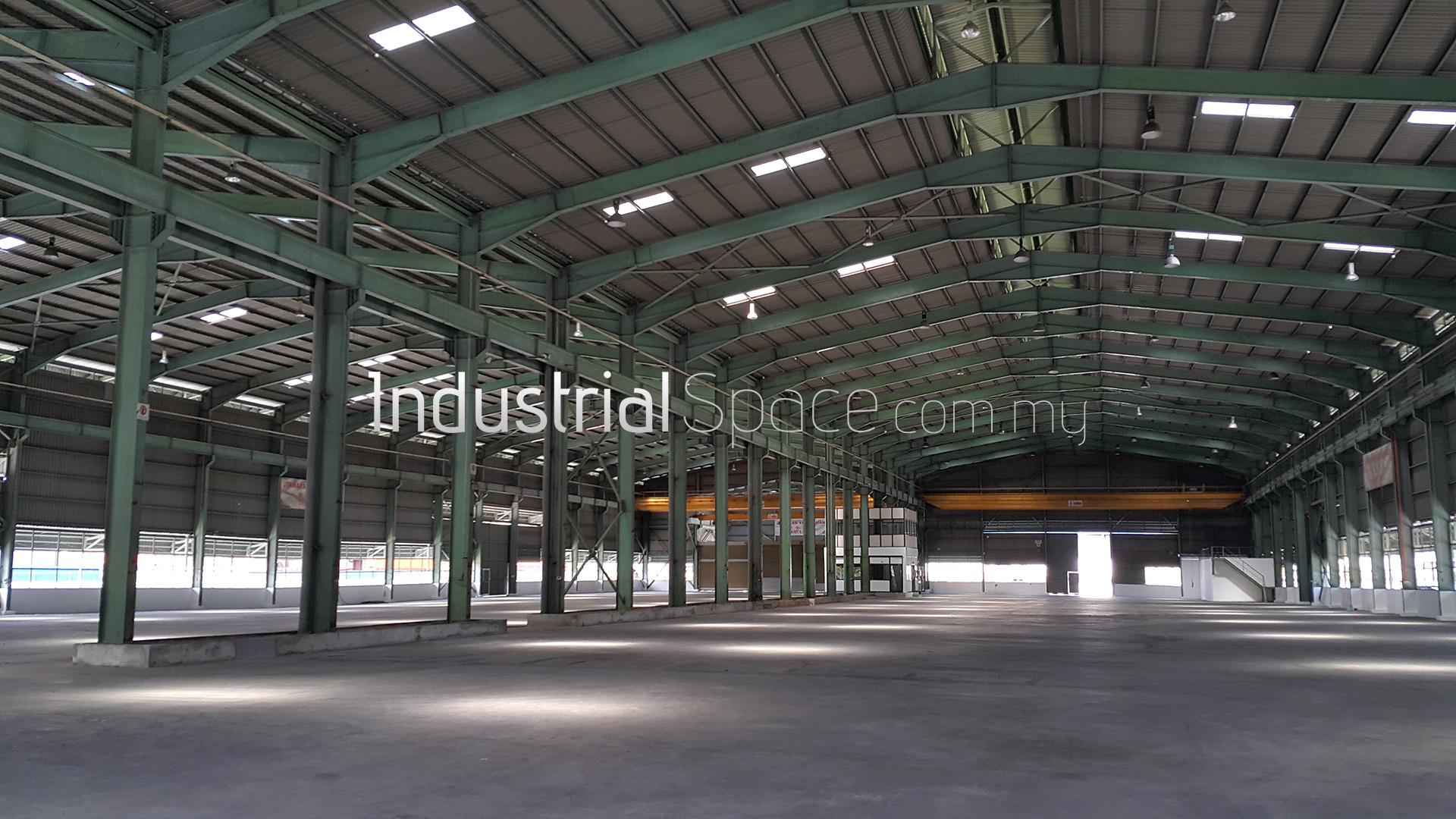 Warehouse for rent Seksyen 26 (3)