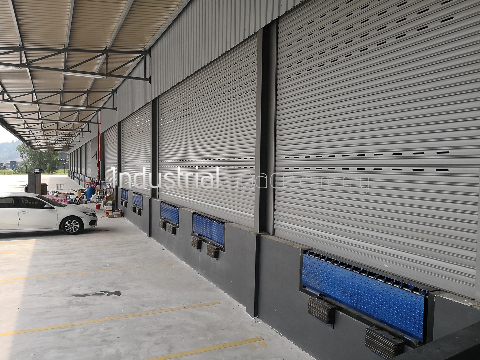 PSA-10700-1 Shah Alam Sek U10 Warehouse